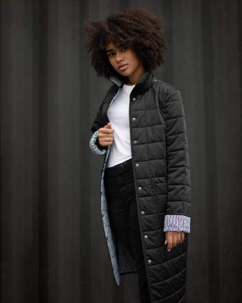 Пальто демисезонное м.112