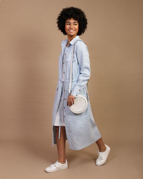 Платье-рубашка м.033