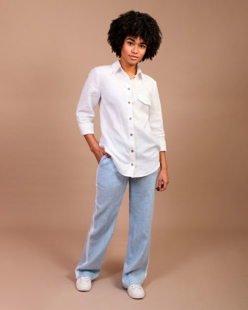 Рубашка м.022