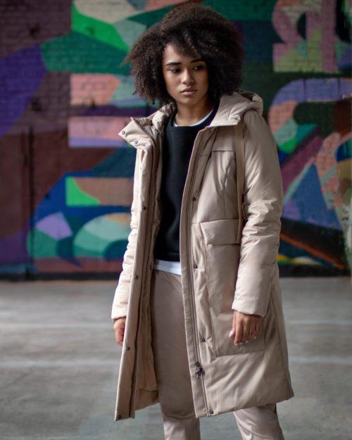 Пальто зимнее м.116