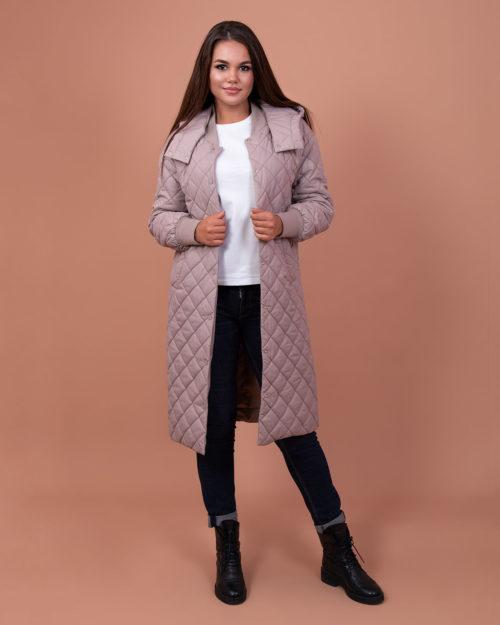 Пальто демисезонное м.087