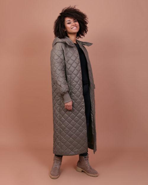 Пальто демисезонное м.088