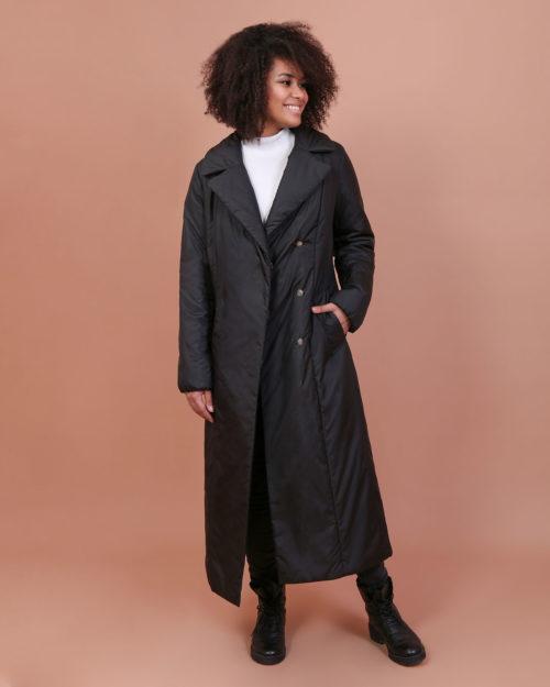 Пальто демисезонное м.096