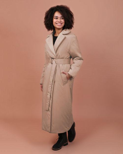 Пальто демисезонное м.097
