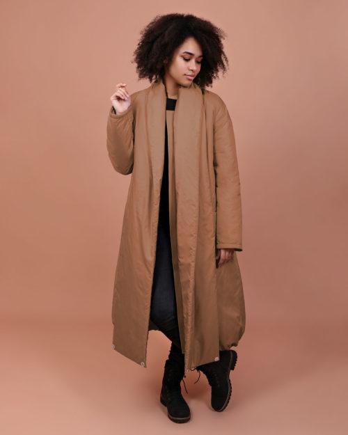 Пальто демисезонное м.098