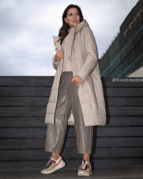 Пальто зимнее м.132