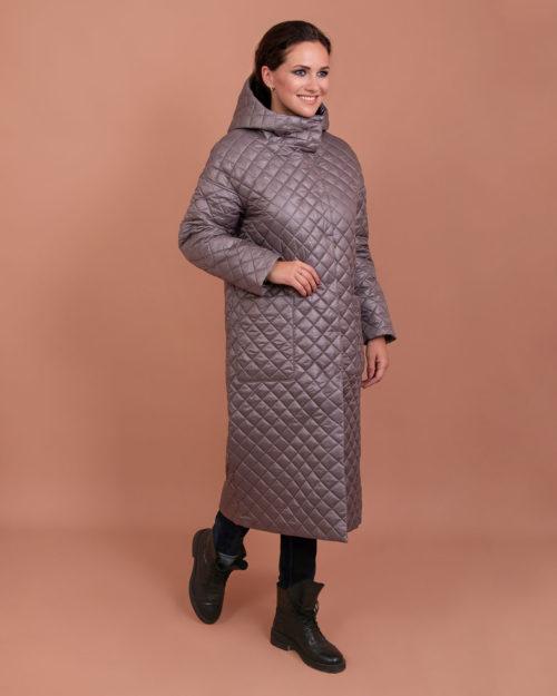 Пальто евро-зима м.136