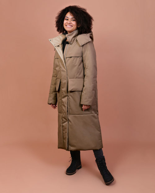 Пальто зимнее м.140