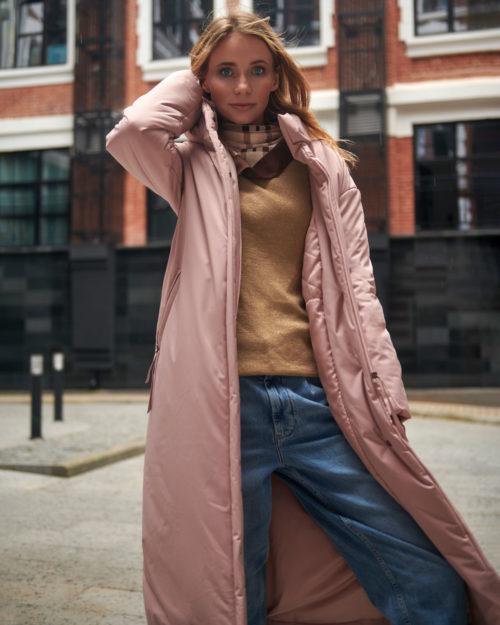 Пальто зимнее м.118