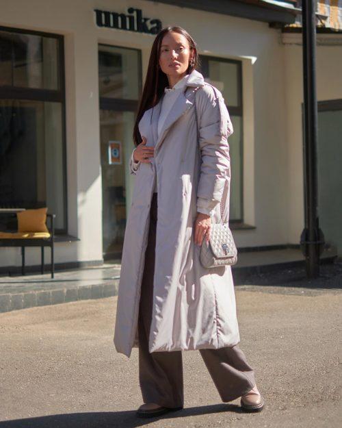 Пальто демисезонное м.169